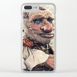 Hoggle - Labyrinth Clear iPhone Case