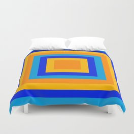 Square - 2 Duvet Cover