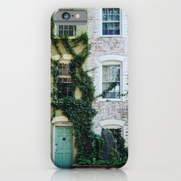 Georgetown House 11 iPhone Case