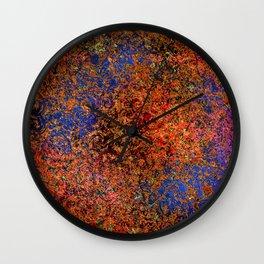 Untitled 2018, No. 3 Wall Clock