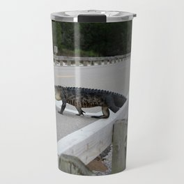 Alligator Watch Travel Mug