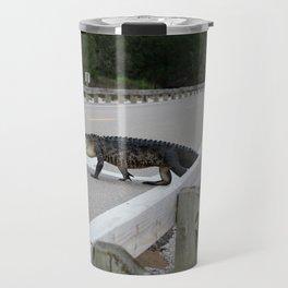 Alligator Watch Travel Mug