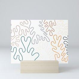 Creamsicle Palette Mini Art Print