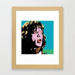 Mik Framed Art Print