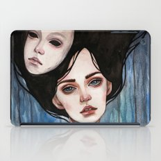 Impersonality iPad Case