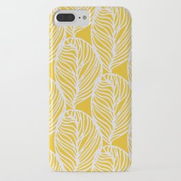 Petaluma, yellow iPhone Case