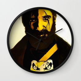 Like Jiraya Wall Clock