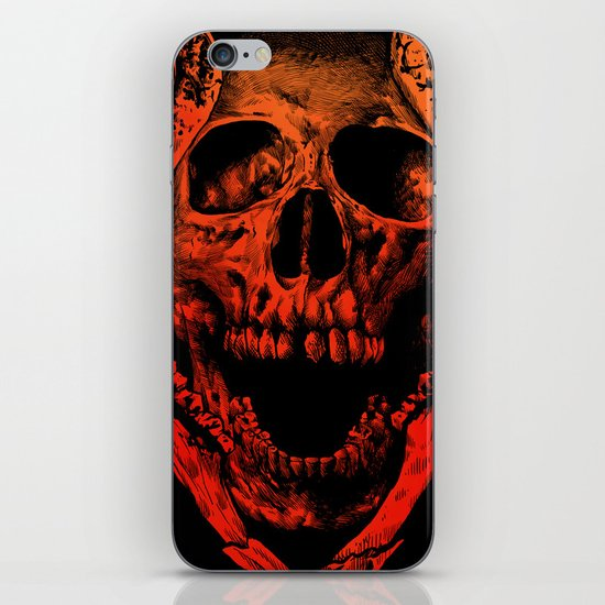JAWZ2 iPhone & iPod Skin