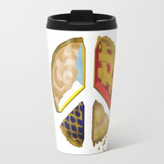 Pie of peace Travel Mug