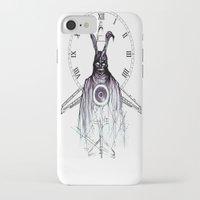 donnie darko iPhone & iPod Cases featuring Donnie Darko: Frank by Forrest Wright