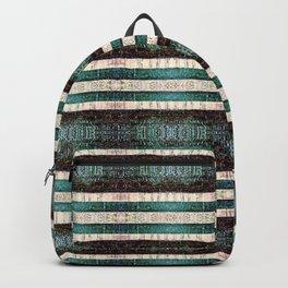 Vintage Striped Pattern - Westin Inspired Backpack