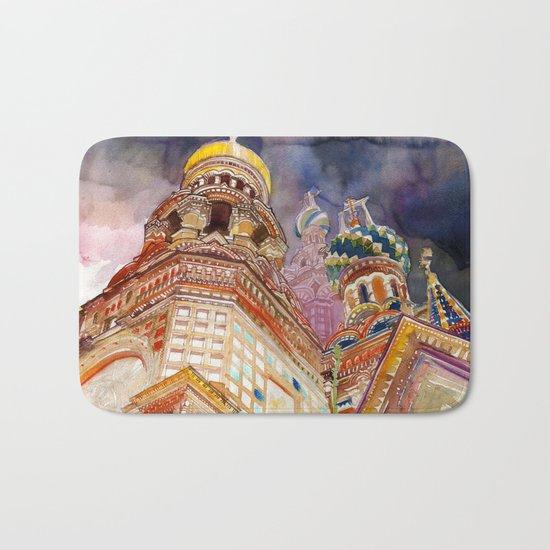 Saint Petersburg Bath Mat