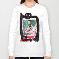 Bronzino and Signorino Street Art Graffiti Long Sleeve T-shirt