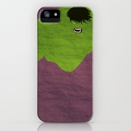 Hulk iPhone Case