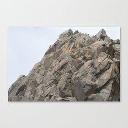 Geology Rocks. Canvas Print