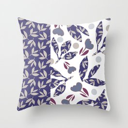 Hedgerow C2 Throw Pillow