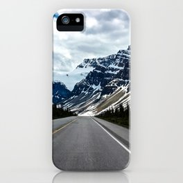 Into the Mountains iPhone Case