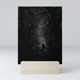 Traveler in the Dark Mini Art Print