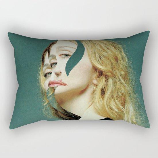 Another Portrait Disaster · M3 Rectangular Pillow