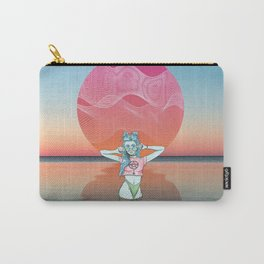 Sunset Over Vallarta Carry-All Pouch
