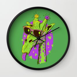 Giraffeo Wall Clock