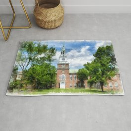 Dartmouth College Rug