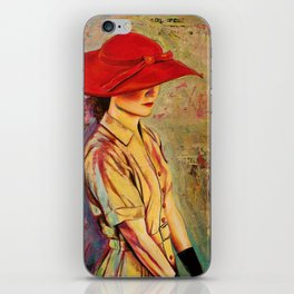 Red Hat iPhone Skin