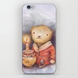 Birthday honey iPhone Skin
