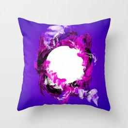 In Circle - III Throw Pillow