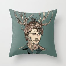 I Believe You Throw Pillow