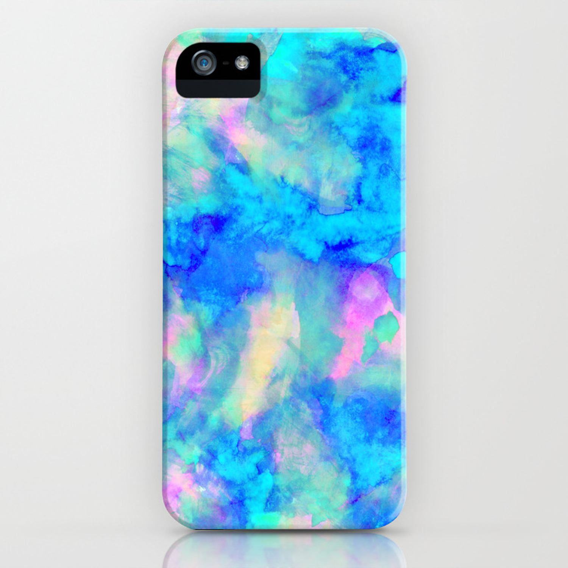 pretty nice 49fdd fd283 Electrify Ice Blue iPhone Case