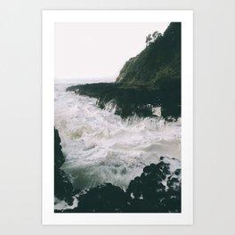 Milky. Art Print