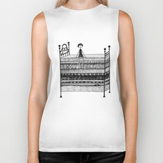 The Princess and the Pea Biker Tank