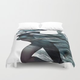 City of Charm Duvet Cover