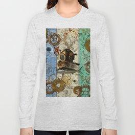 Nautical Steampunk Long Sleeve T-shirt