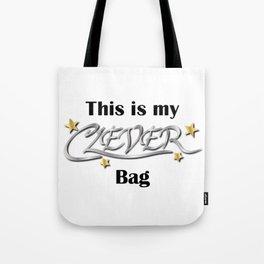 Clever Tote Bag