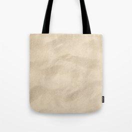Light Brown Sand texture Tote Bag
