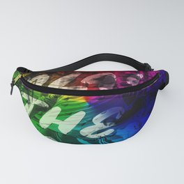just play the game Fanny Pack