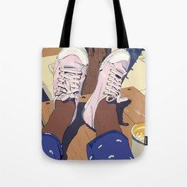 #inktober2016:relax Tote Bag