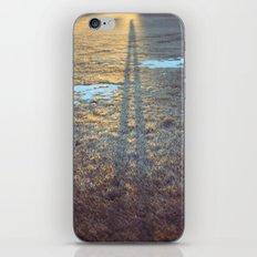 sundown shadow iPhone & iPod Skin