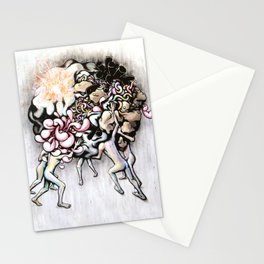 Struggle to Both Permeate and Preserve Our Collective Unconscious Stationery Cards