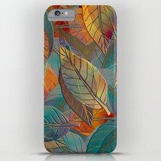 Autumn Pattern iPhone 6s Plus Slim Case