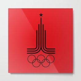 Olympiad-80 Metal Print