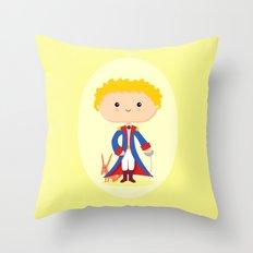 Petit Prince Throw Pillow