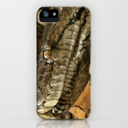 Hissing Sid iPhone Case