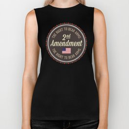 Second Amendment Biker Tank