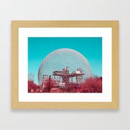 Surreal Montreal #6 Framed Art Print