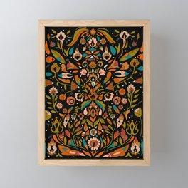Botanical Print Framed Mini Art Print