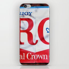RC Cola Sign iPhone Skin