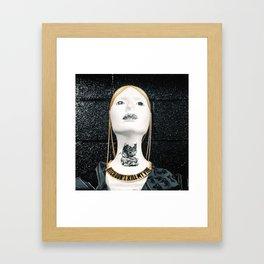 Bitch dont Framed Art Print